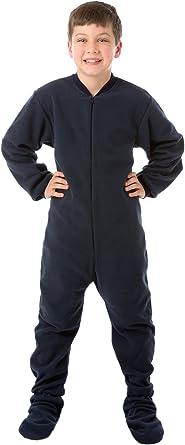 Big Feet Pyjama Co Junior de pijamas polar pijamas de patas