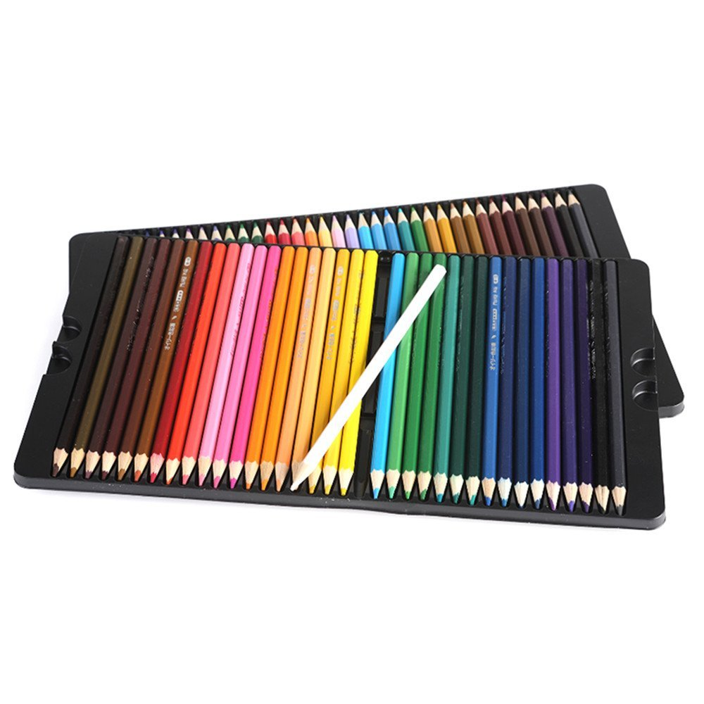 Muhui Colored Pencils Professional Sketch Set Of 72 Colors Oil Colored Pencils 10