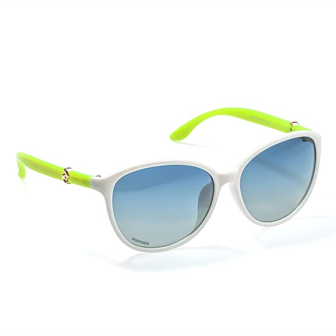 c6182b33ec Image Unavailable. Image not available for. Color  PORPOISE Fashion Polarized  Sunglasses with TR Frame and REVO Lens