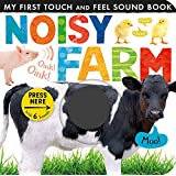 Noisy Farm (My First Touch and Feel Sound Book)