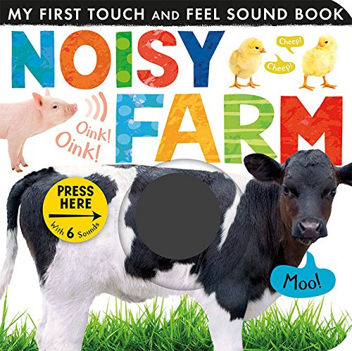 Noisy Farm (My First Touch and Feel Sound Book) ()