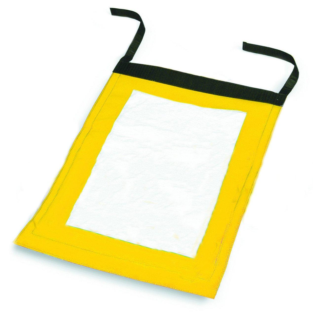 Enpac 4702-YE Drip Sentinel Hose Wrap, Fits 1-1/2'' to 3'' Hose, Small, Yellow