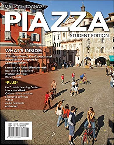 Amazon com: Piazza (with iLrn Heinle Learning Center, 4