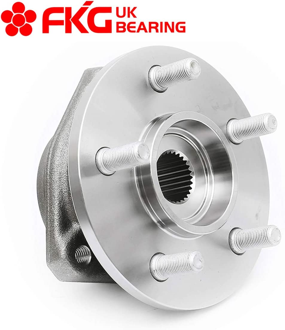 Stirling 2008 For Jeep Wrangler Unlimited X Front Wheel Bearing and Hub Assembly x 1
