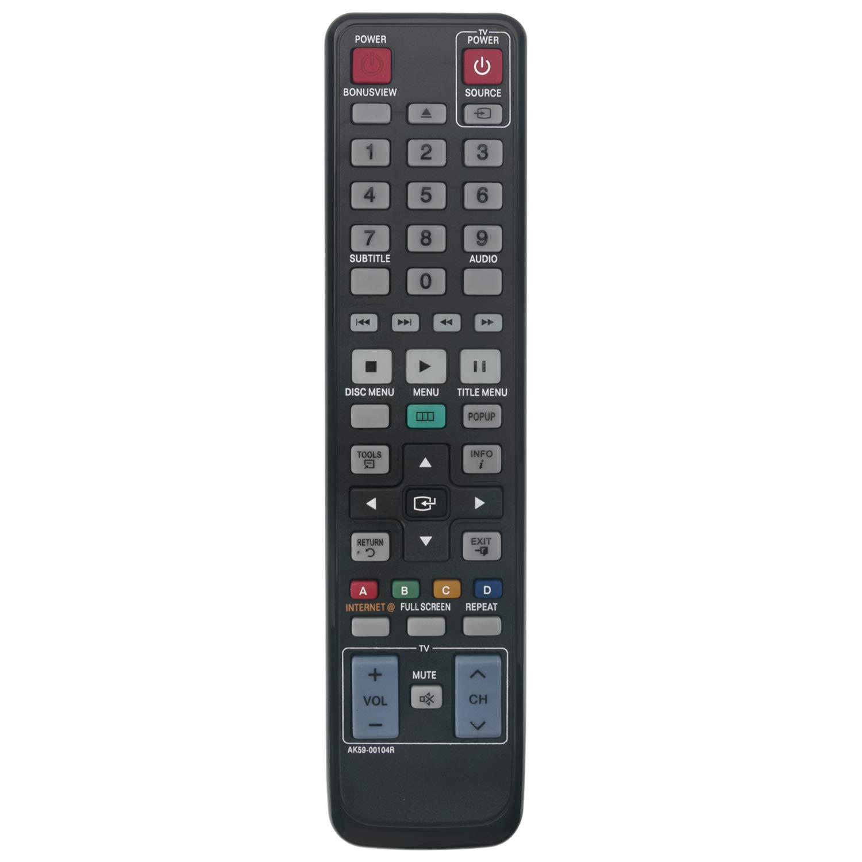 Control Remoto VINABTY AK59 00104R Samsung BD C6500 BD C5...