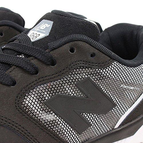 New Balance Numeric 868 Black/White