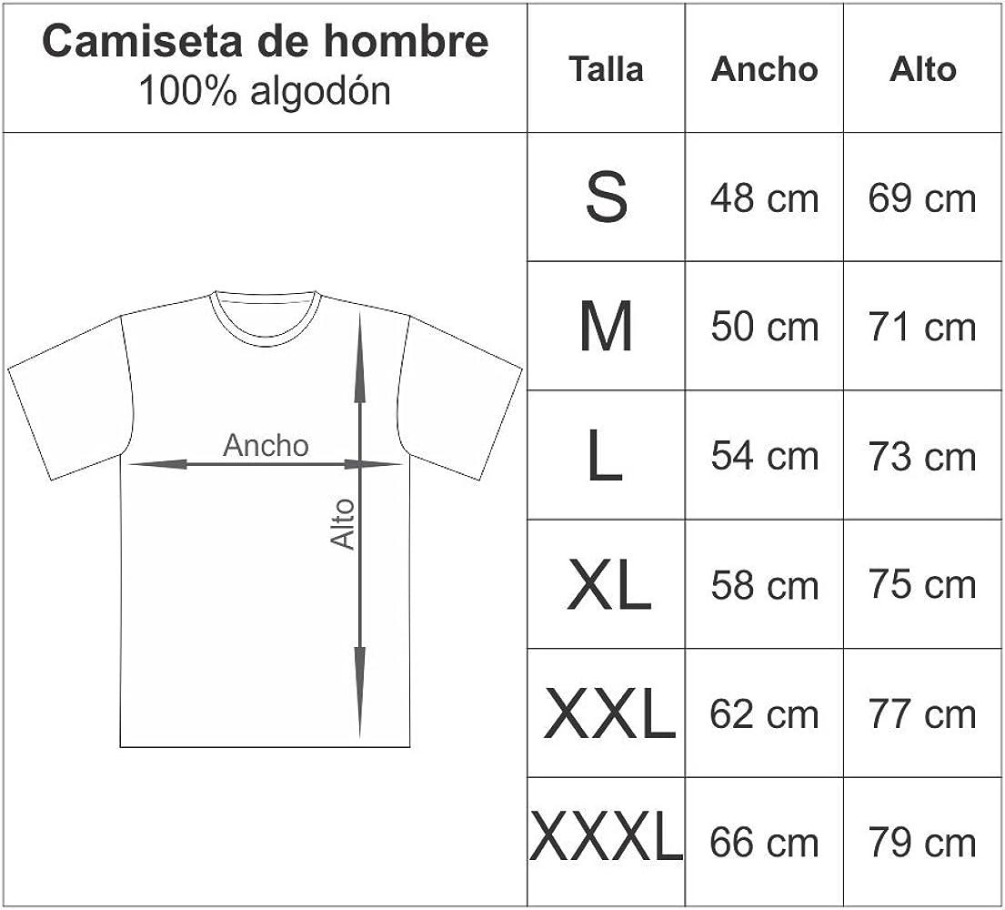 Pack de 5 Camisetas Blancas para Hombre, 100% Algodón, Beagle (S ...