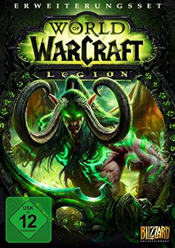 Price comparison product image WOW Legion,  CD-ROM