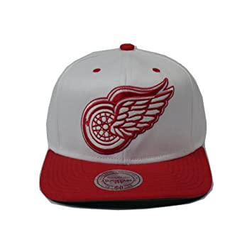 Mitchell & Ness NHL Detroit Red Wings - Gorra (Cierre Snapback ...