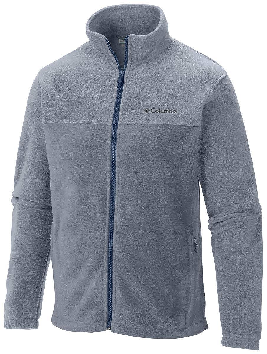 XX-Large Classic Tradewinds Grey Columbia Mens Steens Mountain Full Zip 2.0 Soft Fleece Jacket