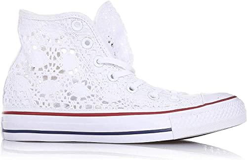 Converse Girls' Trainers White White