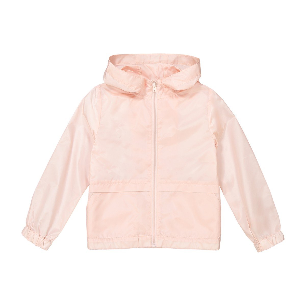 3-12 Years La Redoute Collections Big Girls Hooded Windcheater