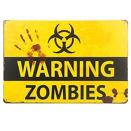 Vvision Shabby Chic Zombie S Halloween S Outbreak El Arte ...