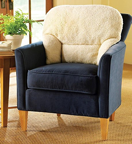 Trenton Gifts Fleece Back Support Pillow by Trenton Gifts