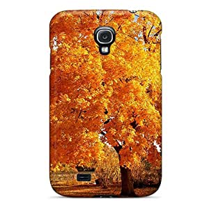 Hot New The Trees Of Fall Case Cover For Galaxy S4 With Perfect Design