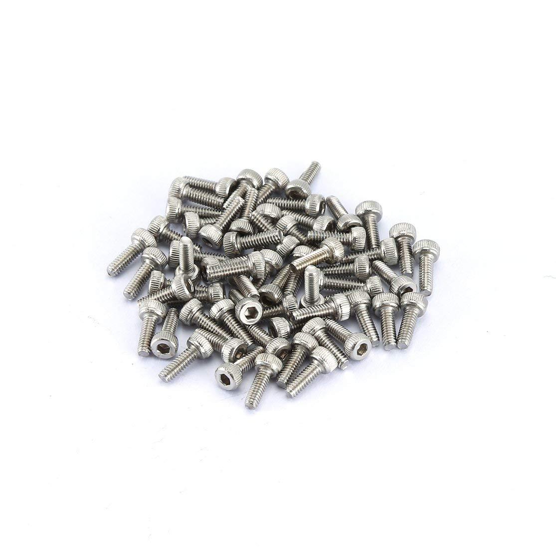 LouiseEvel215 4PCS 1.9 Pulgadas Llave de aleaci/ón de Aluminio Pesado Ruedas de Cubo de llanta Juego de Llantas Ruedas Beadlock Llantas para RC Crawler 1//10 SCX10 90046 TRX4 D90