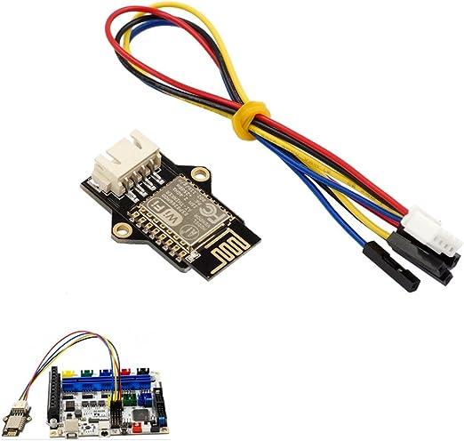 MASUNN ESP8266 de código Abierto de Control Remoto E3P3D WiFi ...