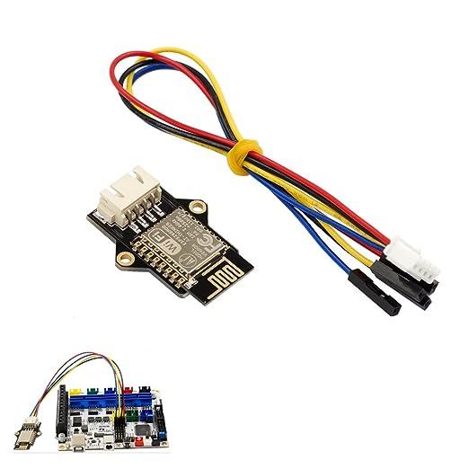 MASUNN ESP8266 de código Abierto de Control Remoto E3P3D ...
