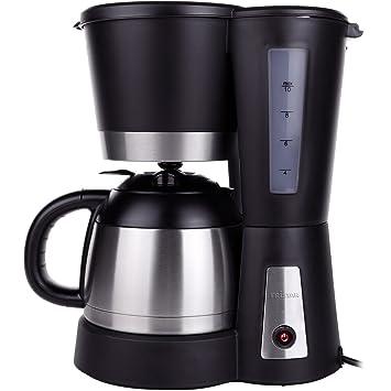 Kaffeemaschine Isolierkanne 230v800w Mit 10 Permanentfilter Tassen XOPTiuZk