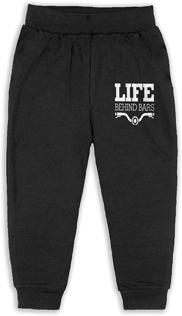 Child Life Behind Bars Unisex 2-6T Autumn and Winter Cotton Fashion Pants