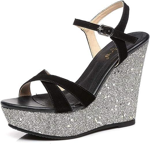 Sandals Platform Fashion Ladies High
