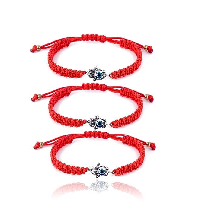 748b905a4d31 Pulseras roja de Proteccion