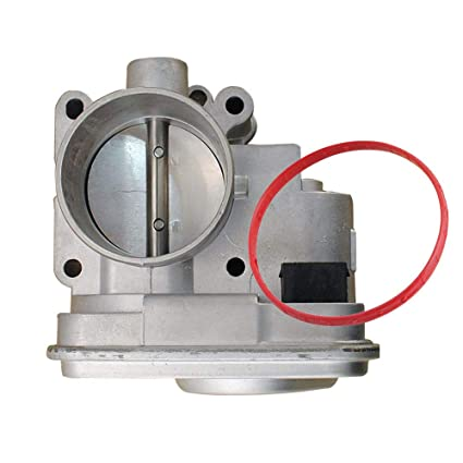 Amazon com: M-online Electronic Throttle Body & Gasket for