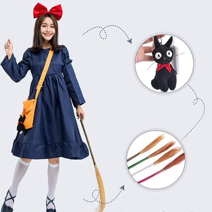 Disfraz Halloween Mujer Niña Adulto Plus Size Disfraz De Brujita ...