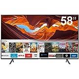 Samsung TV LED 58Pollici, 147,32cm 4K ue58nu7105kxxc