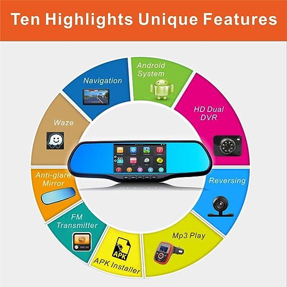 Amazon com: EZONETRONICS Car Auto 5