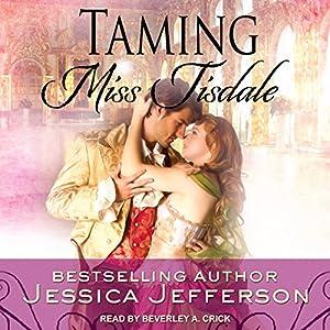 Taming Miss Tisdale Audiobook