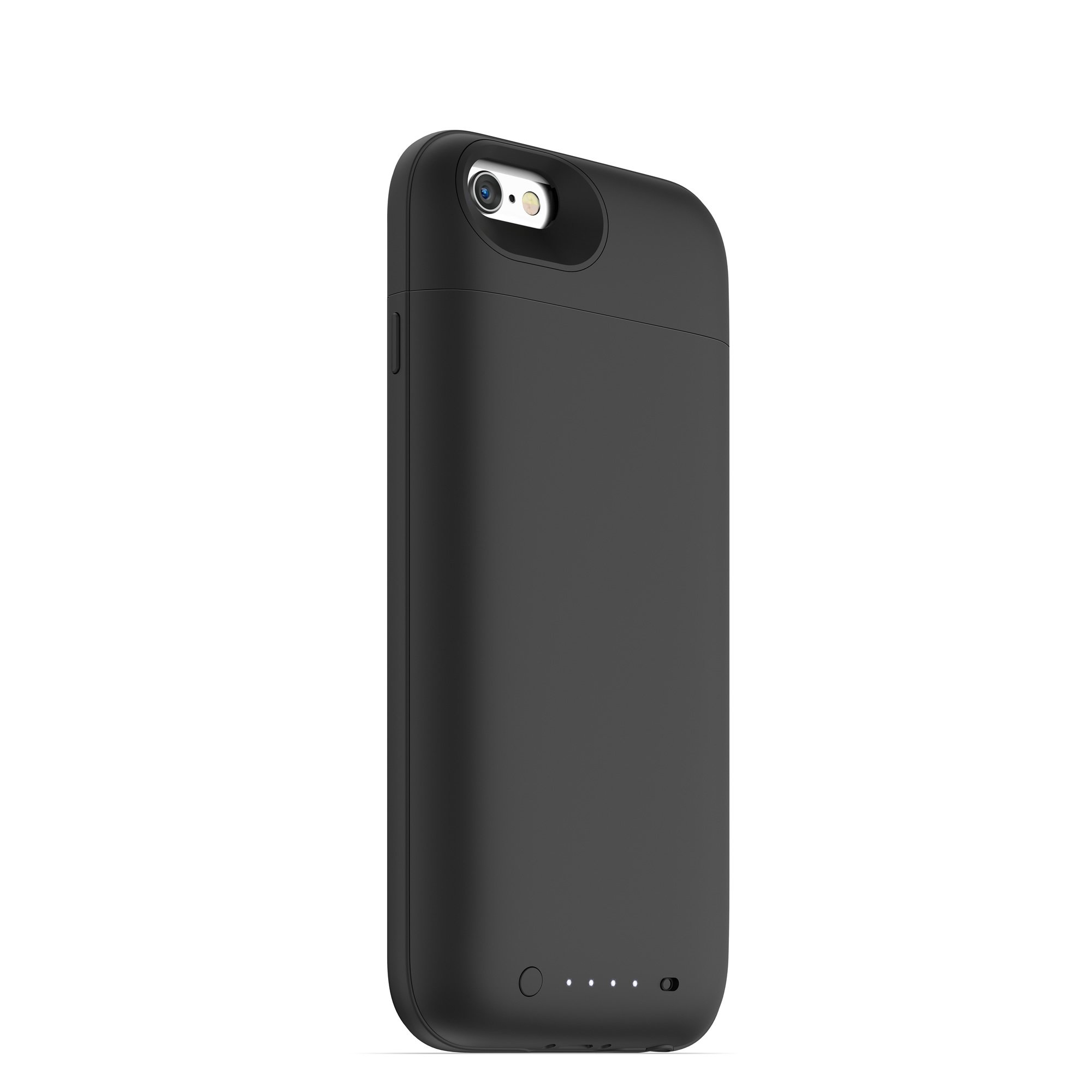 mophie juice pack air - Slim Protective Mobile Battery Pack Case for iPhone 6/6s - Black by mophie (Image #12)