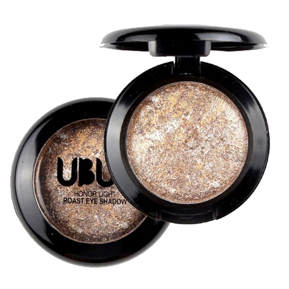 Single Baked Eye Shadow Powder Palette Shimmer Metallic Eyeshadow Palette 05