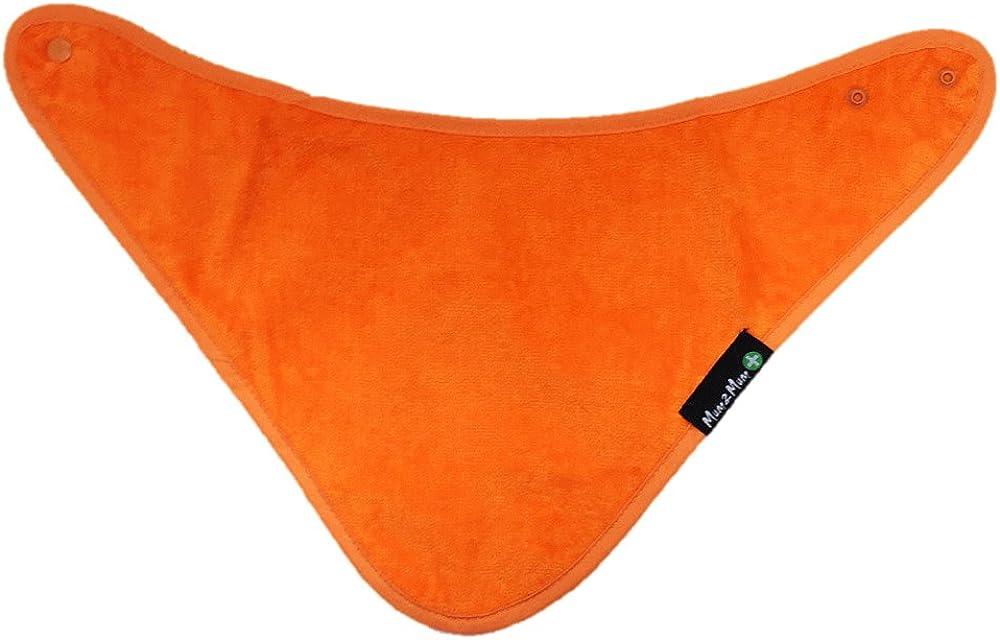 Baby Mum2Mum Fashion Bandana Wonder Bibs 100/% Cotton Waterproof and Reversible