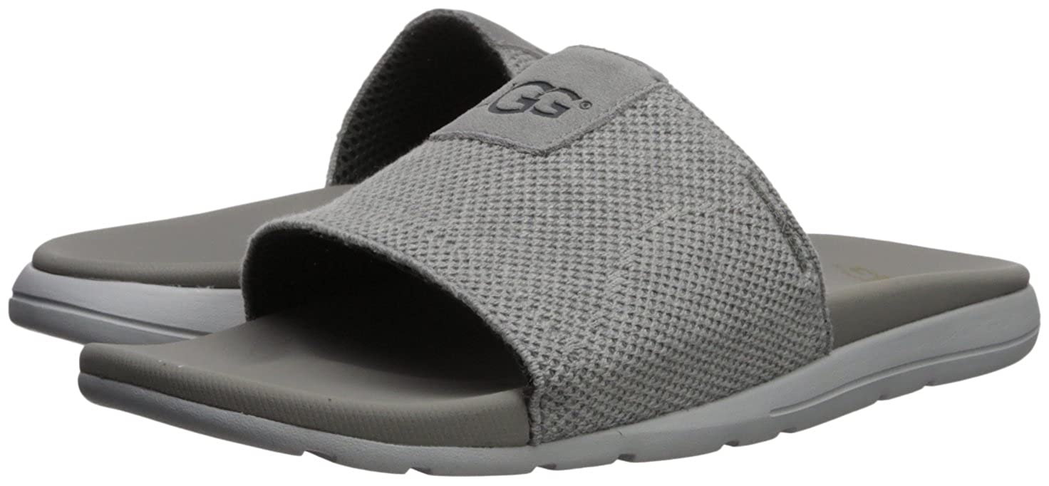 521b7fc20eb UGG Mens Xavier Hyperweave Slide Sandal: Amazon.ca: Shoes & Handbags