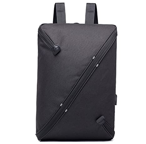 5369de80d5 NDY USB Charging Computer Bag 35 Liters Large-Capacity Multi-Function  Oxford Cloth Shoulder Bag Anti-Theft Waterproof Breathable Wear-Resisting  Backpack ...