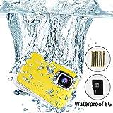 Best Digital Camera For Kids Waterproofs - Underwater Camera for Kids, Waterproof Digital Camera Children Review