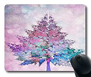 """Illustration Art Abstract Lion's Head Oblong Mouse Pads/ Standard Rectangle Gaming Mousepad in 9""""*7"""" (617 KC) -62002"""