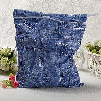 reutilizable Model 3 Bolsa de pa/ñales para beb/é impermeable de tela con cremallera