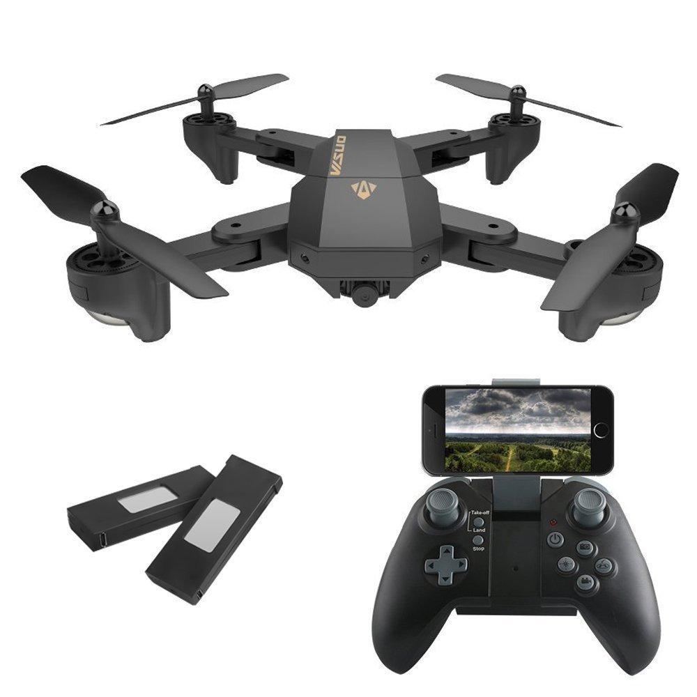 IZI Advance HD Camera Drone 2.0MP WiFi FPV Quadcopter with 720P 120° Wide Angle Camera