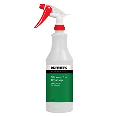 Mothers 88532 Professional Silicone-Free Dressing Spray Bottle - 32 fl. oz.: Automotive