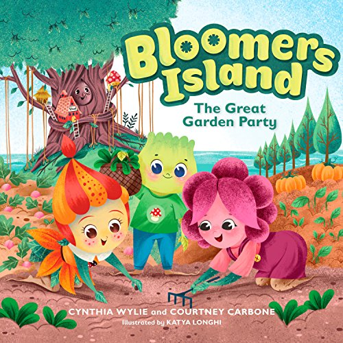 (The Great Garden Party (Bloomers Island))