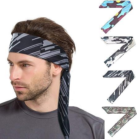 bandane per capelli uomo