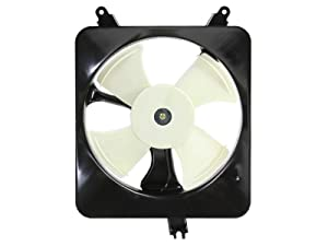 Automotive Cooling AC Condenser Fan Assembly For Honda Accord Acura CL HO3113102 100% Tested