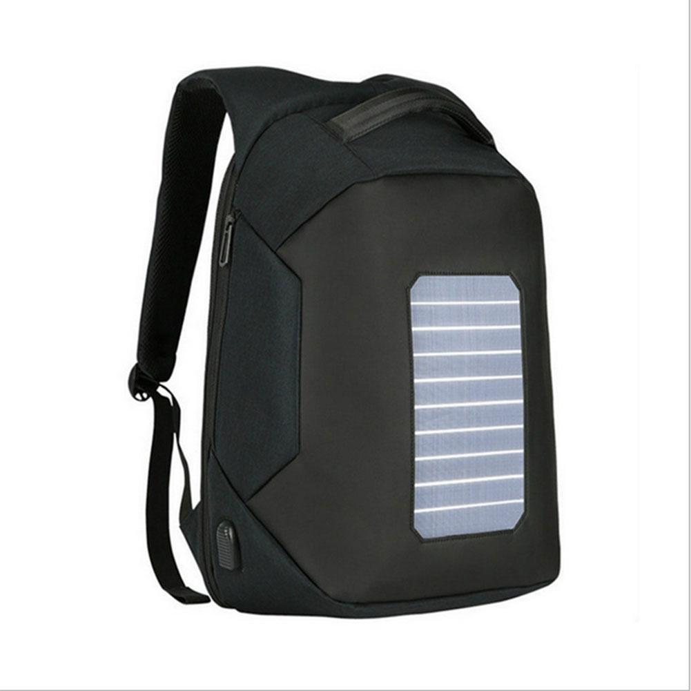 SamuroLionel Solar-Paket Smart-Tasche Outdoor-Bergsteigenbeutel Wasserdichte Tasche