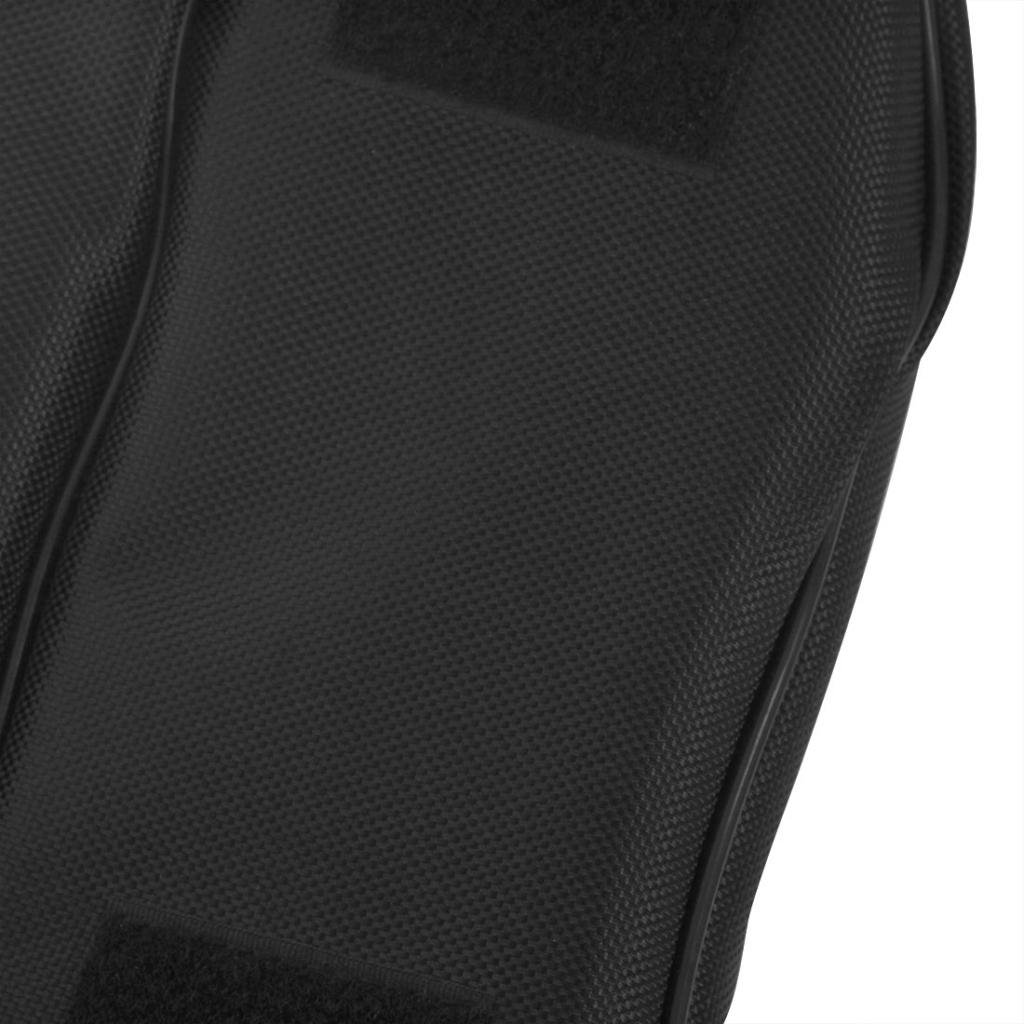 Dovewill Violin Back Bag Soft Carrying Case Cotton Padded Storage Box Waterproof Oxford 4//4 Protect