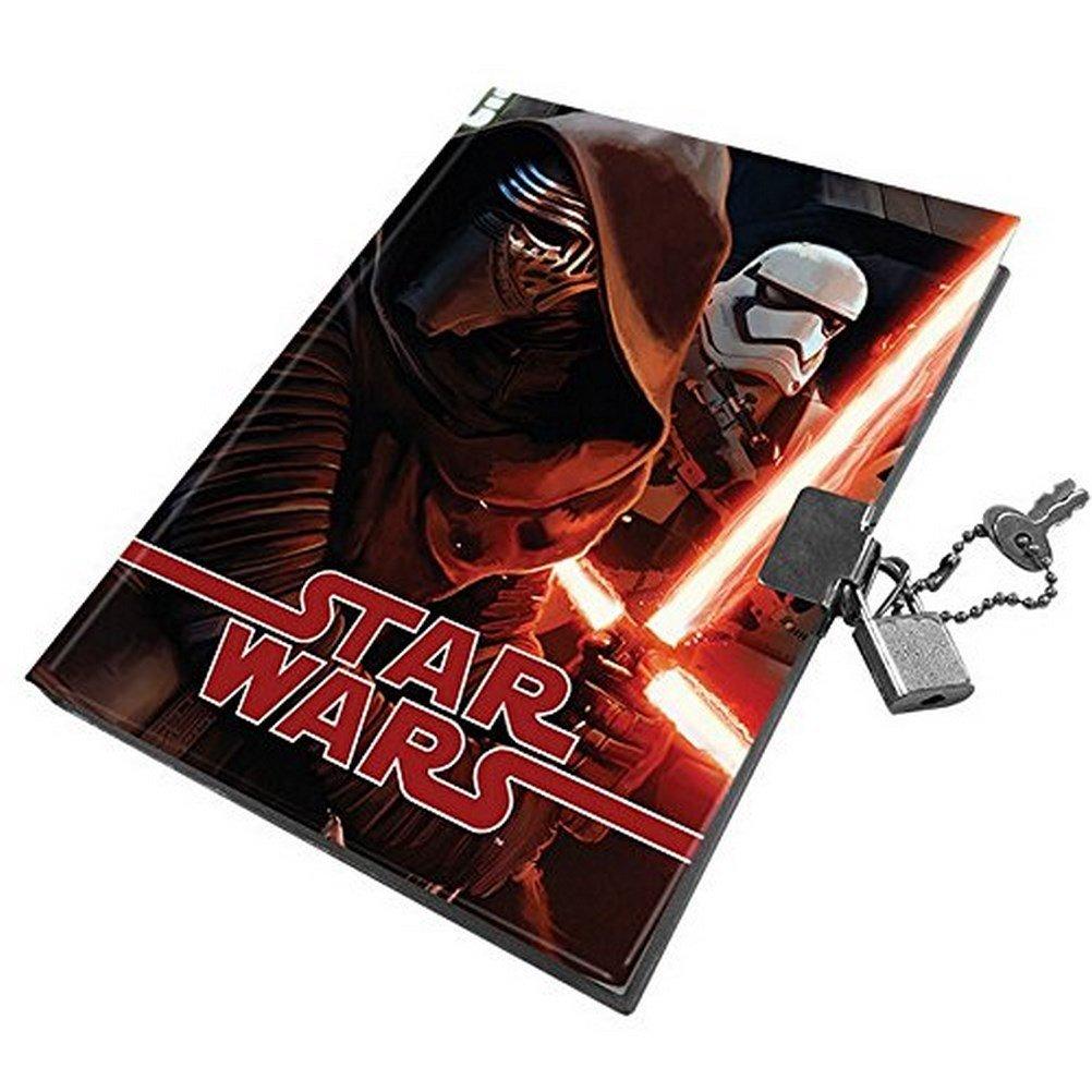 Star WarsÉpisode VII Journal Intime avec Cadenas