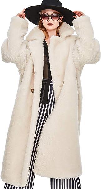 Murfhee Sheep Fur Coat