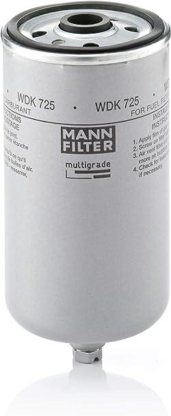 Original Mann Filter Kraftstofffilter Wdk 725 Für Lkw Busse Und Nutzfahrzeuge Auto