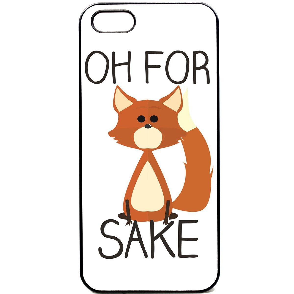 iPhone 5/5S custodia per Fox Sake divertente regalo caccia Reddit